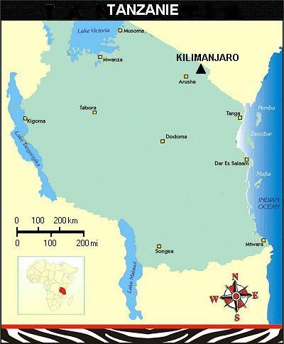 Carte_Kilimanjaro