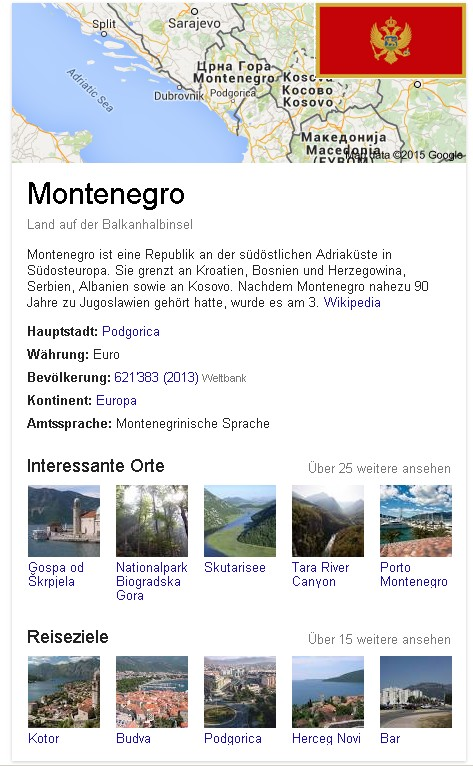 Montenegro Wiki